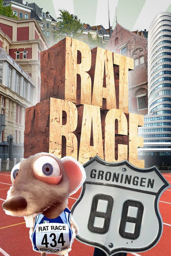 The Ratrace 88 spel in Groningen