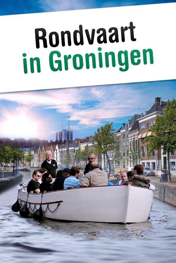 Borrelsloep in Groningen