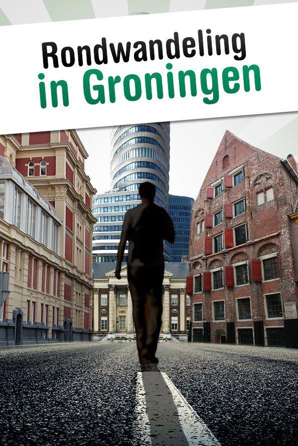 Stadswandeling met gids in Groningen