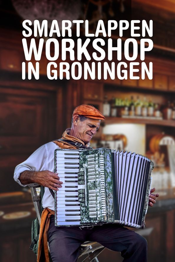 Smartlappen Workshop in Groningen