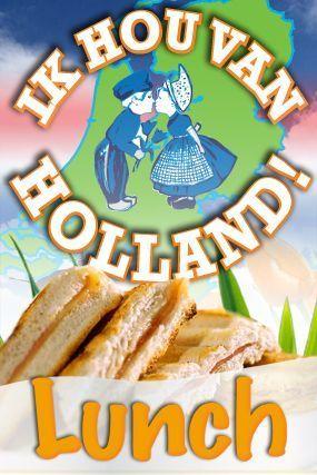 Ik Hou van Holland Lunch in Groningen