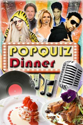 Popquiz Diner in Groningen
