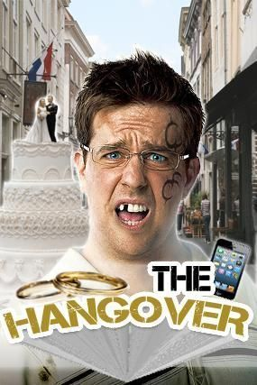 The Hangover game in Groningen