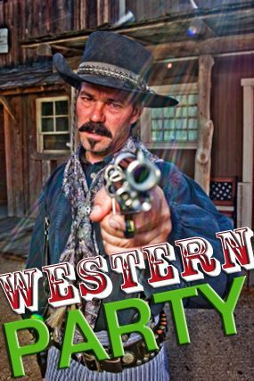 Western Party in Groningen