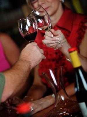 Wijnproeverij in Groningen