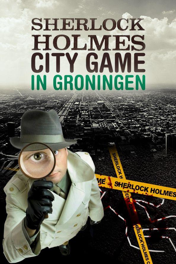 Sherlock Holmes City Game in Groningen