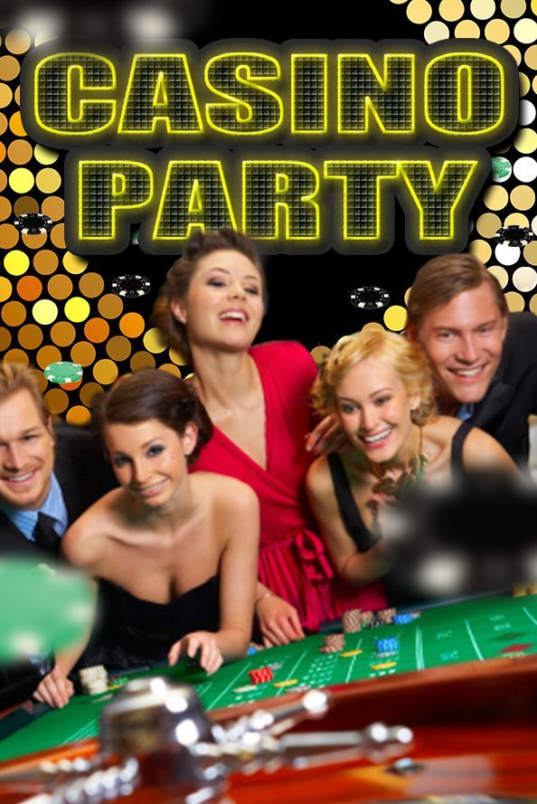 Casino Party in Groningen