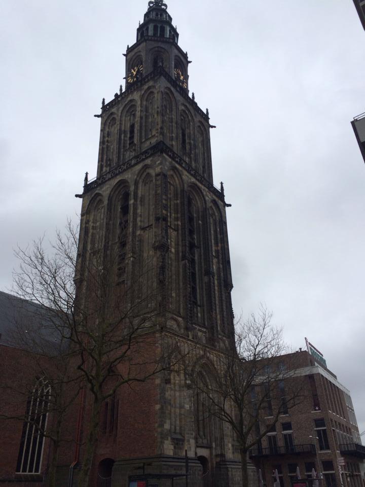 Vergaderen in Groningen