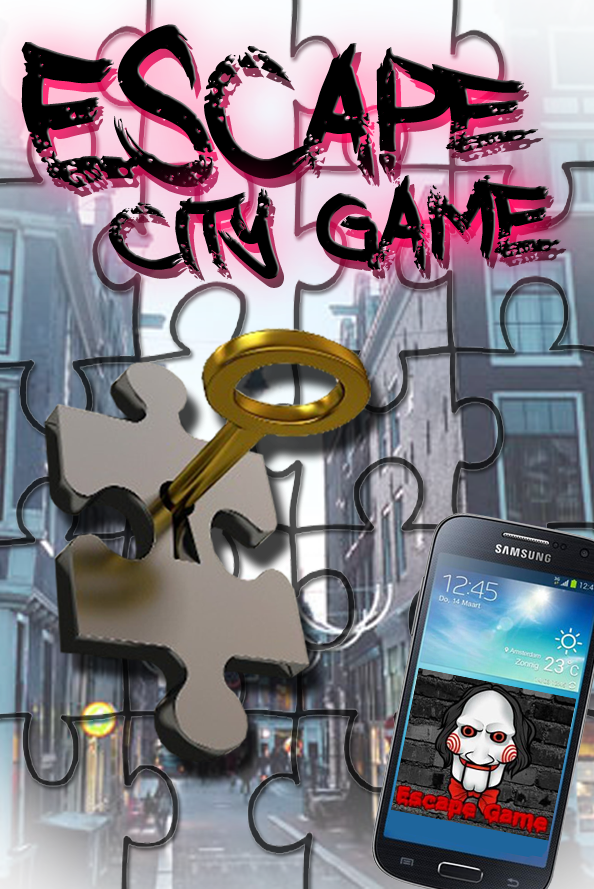 Escape City Tablet Game in Groningen