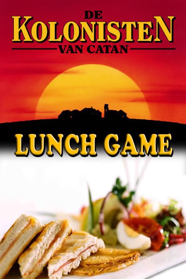 Kolonisten van Catan Lunchspel in Groningen